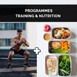 Programmes de Training & Nutrition