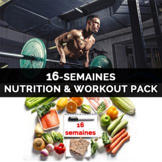 16-Semaines Nutrition & Training