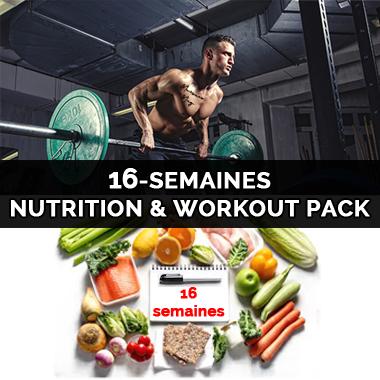 16-Semaines Nutrition & Training