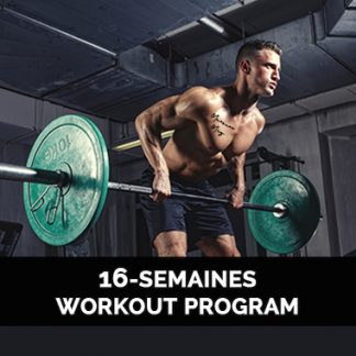 16-Semaines Training Program